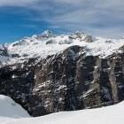 14-Debeli vrh - Stene nad Krmo in Triglav