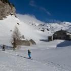 31-Komna - Krn, Ascent back to Bogatin saddle