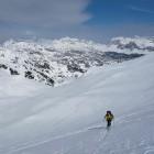 18-Short ascent (skiing option B)