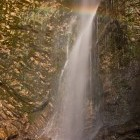 5-Rainbow on Brinta waterfall