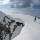 1-On the ridge - Kreda summit above Bohinj