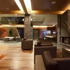 7-Bohinj ECO Hotel, hotelska avla
