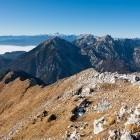 18-Veliki vrh - Pogled proti Begunjščici in Julijcem