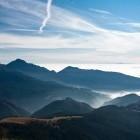 19-Storžič, Tolsti vrh in spredaj Kofce