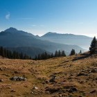 27-Na planini Šija pod grebenom Košute