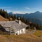 30-Med planino Šijo in planino Kofce