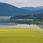 1-Cerkniško jezero spomladi