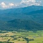 9-View towards Mt. Snežnik from Slivnica hill