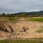 16-Sinkholes near the village of Dolenje jezero