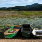 13-Boats at Lake Cerknica