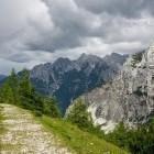 3-View towards Mt. Špik
