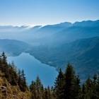 7-Pršivec - Razgled na Bohinjsko jezero