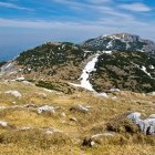12-Peca - Pogled iz Končnikovega vrha proti Kordeževi glavi