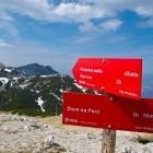 13-On the summit of Peca (Kordež head)