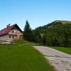 7-Hut on Blegoš
