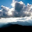 9-View from the summit of Blegoš towards Porezen