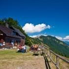 9-Hut on Kriška gora