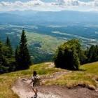 12-Descent from Kriška gora towards Gozd