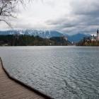 3-Lesena brv ob blejskem jezeru