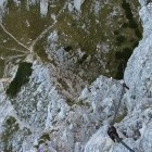 "6-Triglav ""Čez Plemenice"" - Steep ascent"
