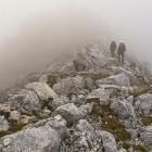 "14-Triglav ""Čez Plemenice"" - Fog above the Wall"