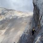 21-Upper part of the ascent on Triglav