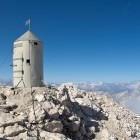 25-Aljaž tower on the summit of Mt. Triglav