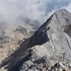 32-The narrow ridge towards Mali Triglav