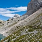 11-Dolina Triglavskih jezer - Jezero v Ledvici