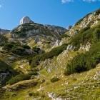 34-Kopica - značilna skalna gmota doline
