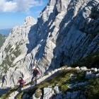 40-Rjavina - Descent back to Kot valley