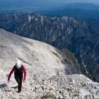 31-Rjavina - High above Krma valley