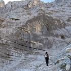 3-Rjavina - Ascent from Kot valley
