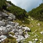 25-Struška - Spust po brezpotju proti Belski planini