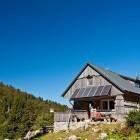 "9-Orožnova hut on ""Za Liscem"" meadow"