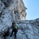 10-Mala Mojstrovka - Hanz route