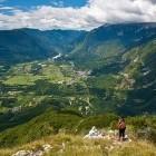 9-Pogled iz Svinjaka na Bovško kotlino