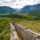 24-Strelni jarki na Čelu nad Bovško kotlino