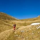 11-Prihod na greben Begunjščice