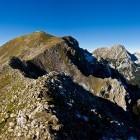 12-Pot proti vrhu Begunjščice