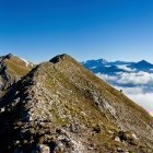 14-Razgledna pot proti vrhu Begunjščice