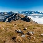 15-Razgledna pot proti vrhu Begunjščice