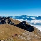 16-Razgledna pot proti vrhu Begunjščice