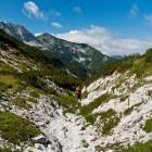 21-Spust proti planini Poljana