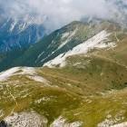 10-Pogled na prehojeno pot iz vrha Rodice