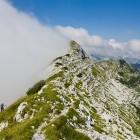 14-Na grebenu Spodnjih bohinjskih gora