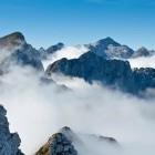 18-Mali Draški vrh - Grebeni nad meglo