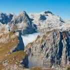 10-Mišelj vrh in Kanjavec iz Velikega Draškega vrha