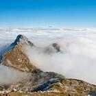 13-Spustimo se proti sedlu med Velikim in Mali Draškim vrhom