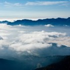 17-Pogled proti planini Uskovnica in Spodnjim bohinjskim goram